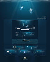 AquaBook_SiteInterface by alnassre