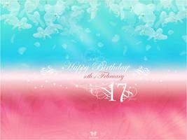 Happy Birthday by alnassre