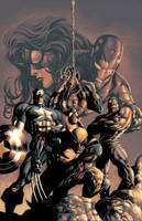 New Avengers by Maiolo