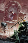Green Arrow COVER 20 version 2 by Maiolo