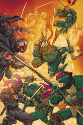 TMNT by Maiolo