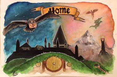 Home by SalmaHSaleh