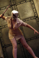 Welcome to Silent Hill by chocolate-hero