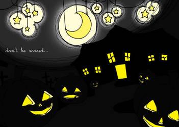 HallOWeeN-- by lysflies