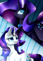 Split Personality(nightmare rarity) by PureDiamond360