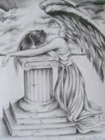 Broken Angel by BrittMarcil