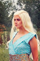 Daenerys Targaryen cosplay-Game of Thrones by kanamecosplay