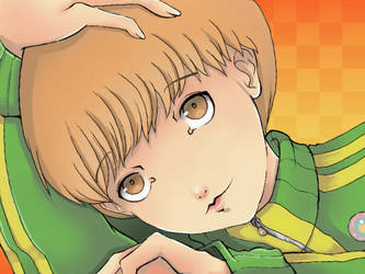 Chie (Persona 4) by ArticLycanthrope
