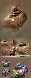Spherical Character by RafaCM
