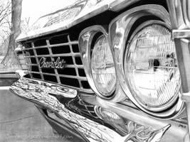 Chevrolet Impala 1967 by wilmsjohn