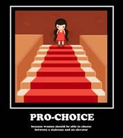 Pro-Choice by Sc1r0n