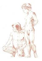 Nudity by SayokoHattori