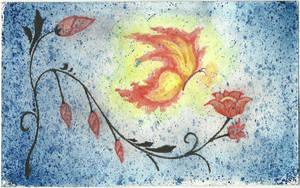 Fire Butterfly by SayokoHattori