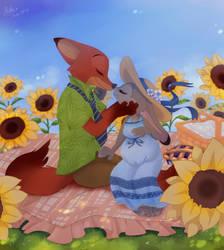 My dearest bunny by littlepolka