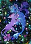 Happy Pokemon Christmas! by littlepolka