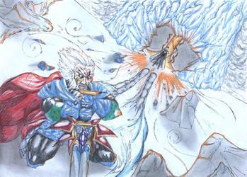 Dilnegarth vs Jakonis Finished by Dragmon