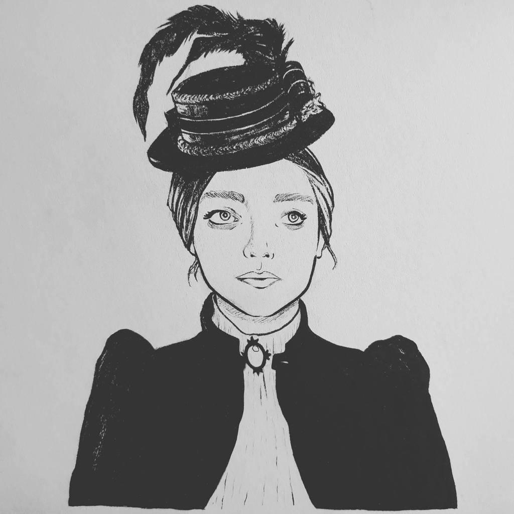 Miss Sara Howard  by JuLaIa