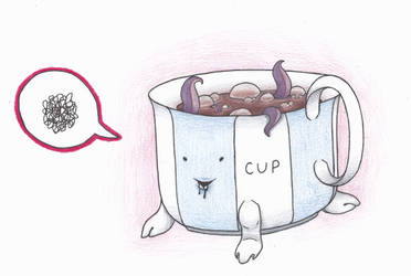 Cup Life by TheWydness