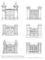 Gates of Charleston by Built4ever