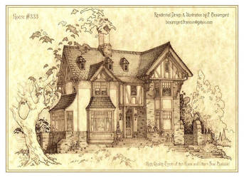 House333 Portrait by Built4ever