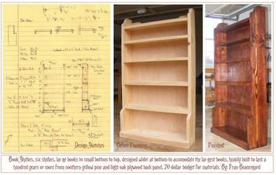 Book Shelves by Built4ever