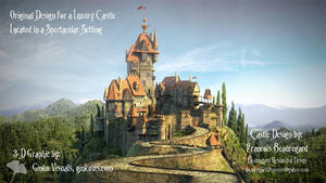 Castle Number One by Built4ever