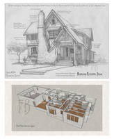 House 339 Portrait and Plans by Built4ever