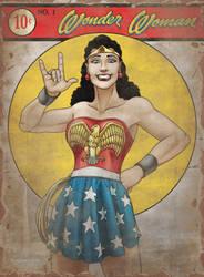 Wonder Woman 1941 by DragonessLife