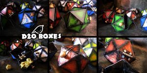 D20 BOXES 2 by MithriLady