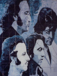 The Beatles by RobertMello