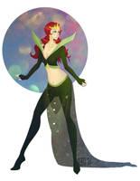 Aquaman: Mera by jayoh28