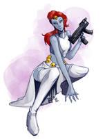 X-Men: Mystique by jayoh28