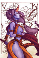 LoL: Soraka, the Starchild by jayoh28