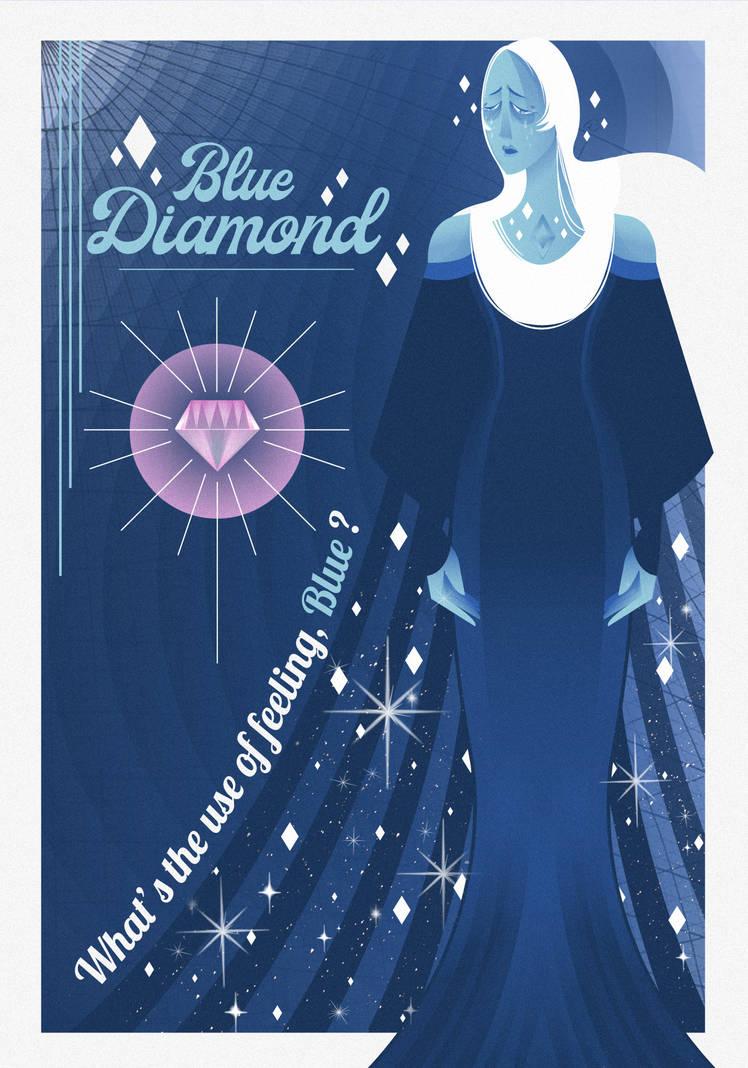 Blue Diamond - Steven Universe by Aranael-gallery