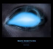 Death Knight's Eye by Nyx-art