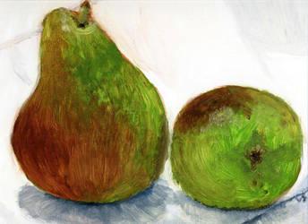 Paira Peara by cozmictwinkie