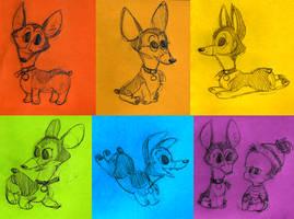 Charlie Rainbows by cozmictwinkie