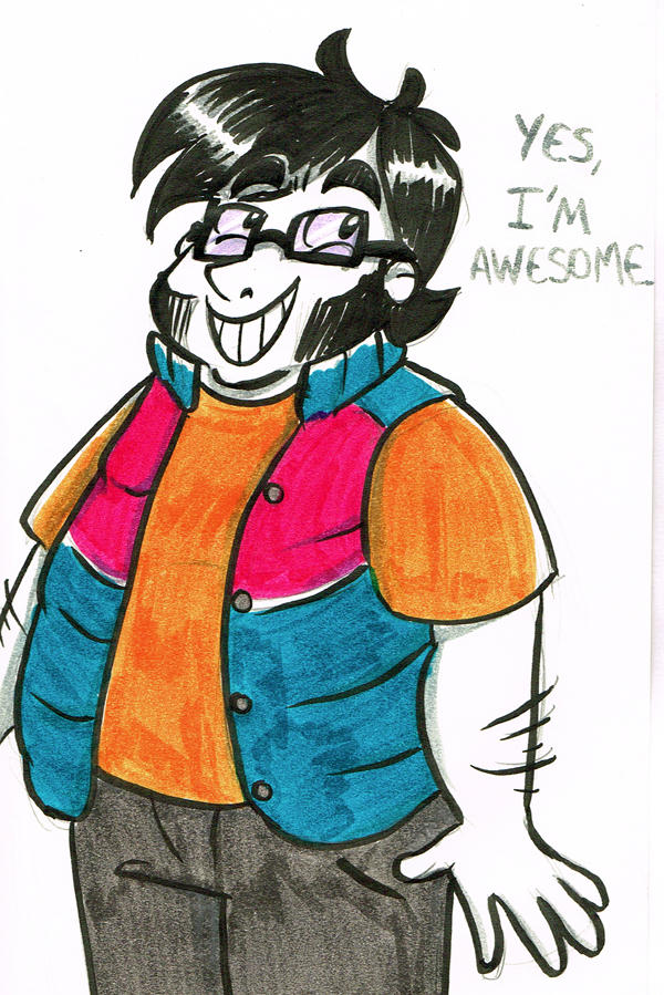 Kyle is Awesome by cozmictwinkie