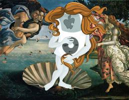 Birth of iPod by cozmictwinkie