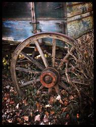 Wagon Wheel by Photo-Cap