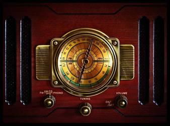 Radio Dial by Photo-Cap