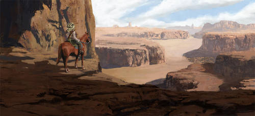 Canyon by wartynewt