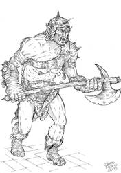 Bugbear by Area283