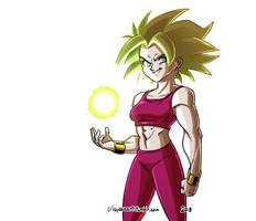 Fusion Warrior Kefla by SupaCrikeyDave