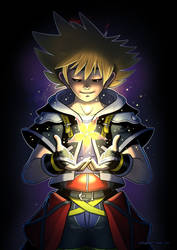 Sora's promise by SupaCrikeyDave