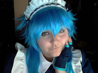 Maid Aoba at your service~ by KorpseCosplay