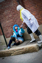 DRAMAtical Murder- I heard your voice so I came by KorpseCosplay