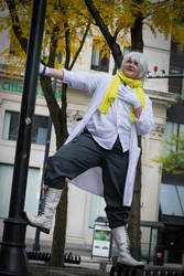 DRAMAtical Murder: Shall I sing you a song? by KorpseCosplay