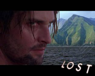 Lost - Sawyer by enobiat