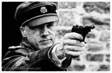 Col. Hans Landa by Cerzus69